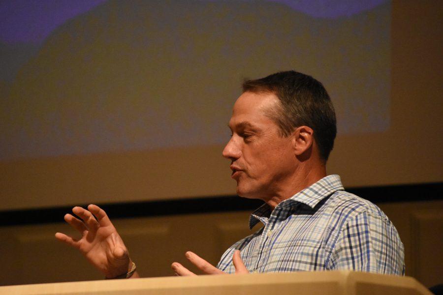 Professor+Speaks+On+The+Importance+Of+The+Amazon