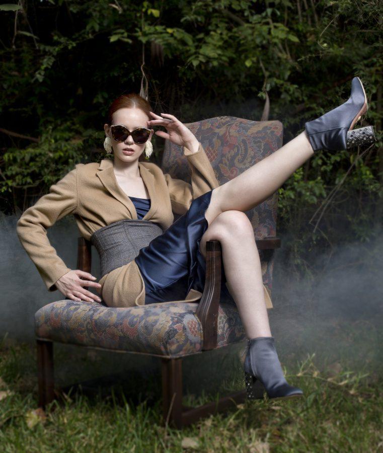 Dress%3A+Theory+blue+silk%2C+%24375%2C+Neiman+Marcus+Fort+Worth.+Coat%3A+Theory+camel+trench%2C+%24795%2C+Neiman+Marcus+Fort+Worth.+Belt%3A+Tibi+%C2%93Chester+Glen%C2%94+plaid+wool+corset%2C+%24350%2C+Nordstrom.+Shoes%3A+Aquazzura+blue+embellished+bootie%2C+%241%2C195%2C+Neiman+Marcus+Fort+Worth.+Sunglasses%3A+Gucci+Swarovski+squared+cat-eye%2C+%24675%2C+Neiman+Marcus+Fort+Worth.+Earrings%3A+Oscar+de+la+Renta+pearly+tassel+clip-ons%2C+%24395%2C+Neiman+Marcus+Fort+Worth.+%28Ross+Hailey%2FFort+Worth+Star-Telegram%2FTNS%29