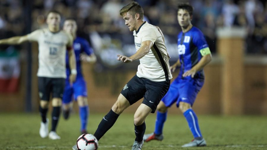 Wake Forest Men's Soccer Begins A New Winning Streak