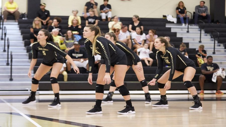WFU+Volleyball+Comes+Back+Against+Clemson