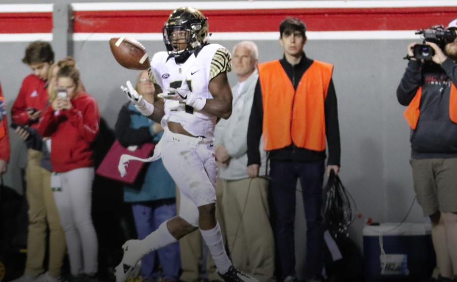 Wake Forest Upsets NC State On The Road