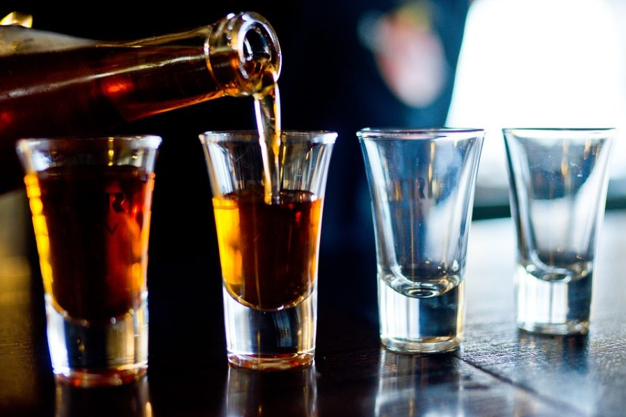 Beer Goggles And Blackouts: The Science Behind Shots