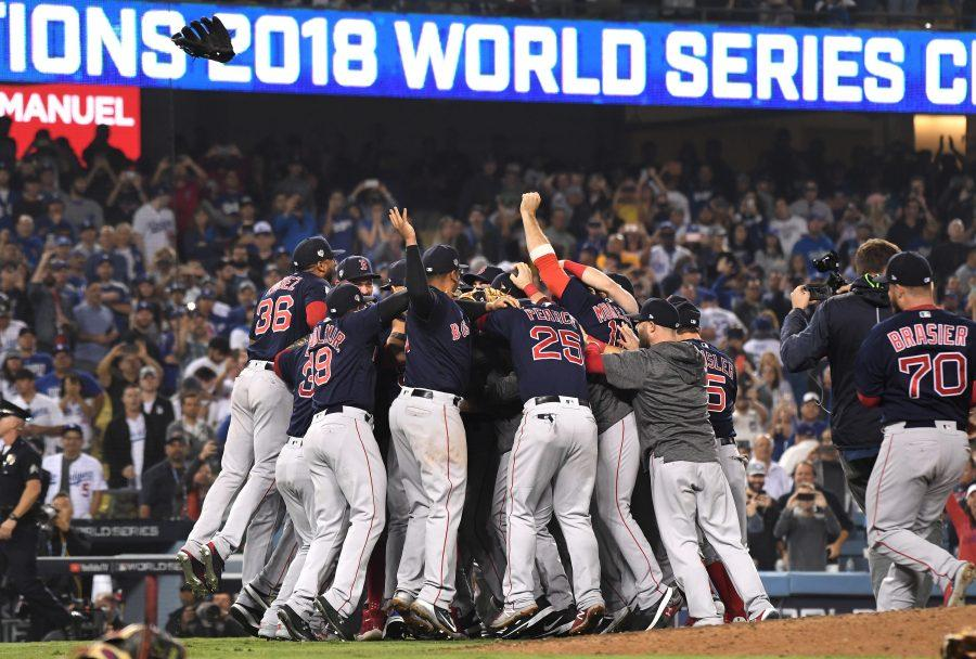 While sports fans love the thrilling feeling that anything can happen in a given season, game, tournament or competition, there are certain facts people assume are sure things: superhuman records will never be beaten, franchises will forever be cursed by championship droughts and sports will always be played a certain way. But as the Red Sox 2018 World Series victory proves, things can change; the once ridiculed team has become a powerhouse in the last decade. Here are other seemingly guaranteed sports truths that have been turned on their heads. (Wally Skalij/Los Angeles Times/TNS)
