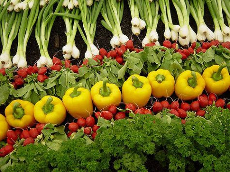 Campus Sustainability Promotes Local Food Security