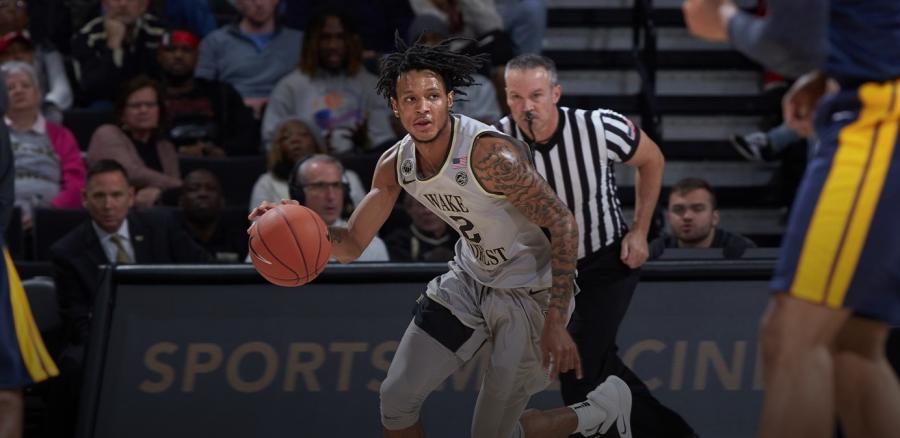 Men's Basketball Wins Season Opener Over NC A&T
