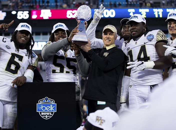 How Wake Forest And The ACC Fared In Bowl Selection