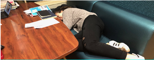 Want That A? Science Shows Sleeping Can Help