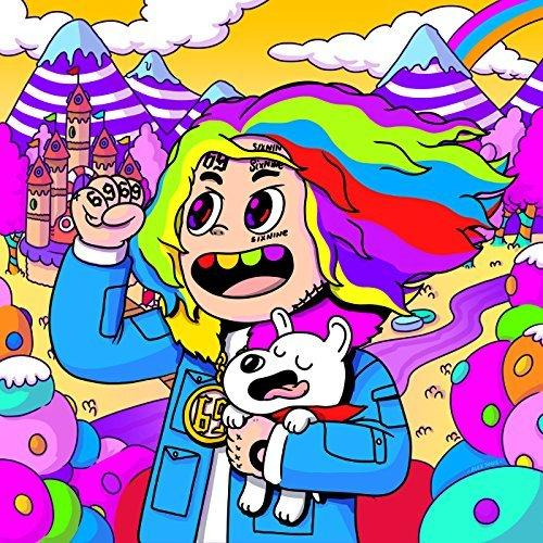 New 6ix9ine Album Leaked After Racketeering Charges