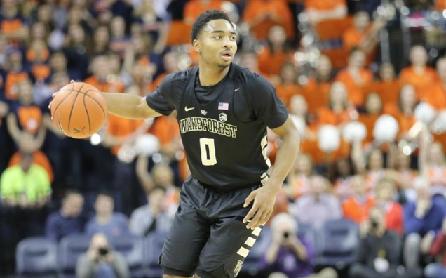 Hokies, Cavaliers Overwhelm Deacs On The Road