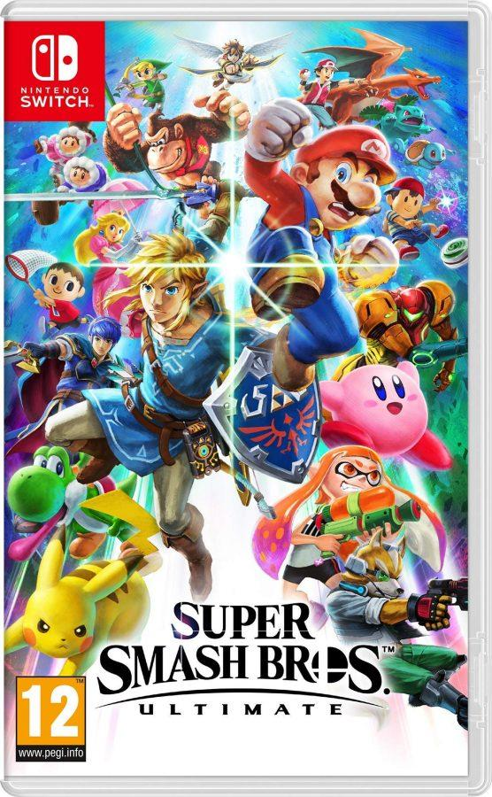 New+%22Smash+Bros.%22+Game+Is+A+Hit