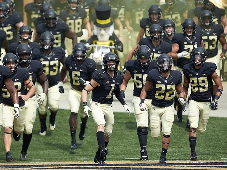 Wake+Forest%27s+2019+Football+Schedule+Released