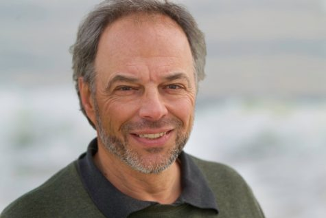Author And Ecologist Carl Safina Visits Campus