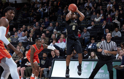 Demon Deacons Down Miami At Home