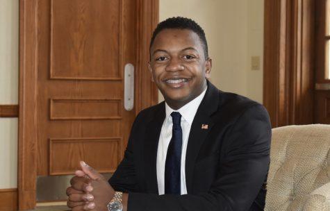 Speaker Of The House: Miles Middleton