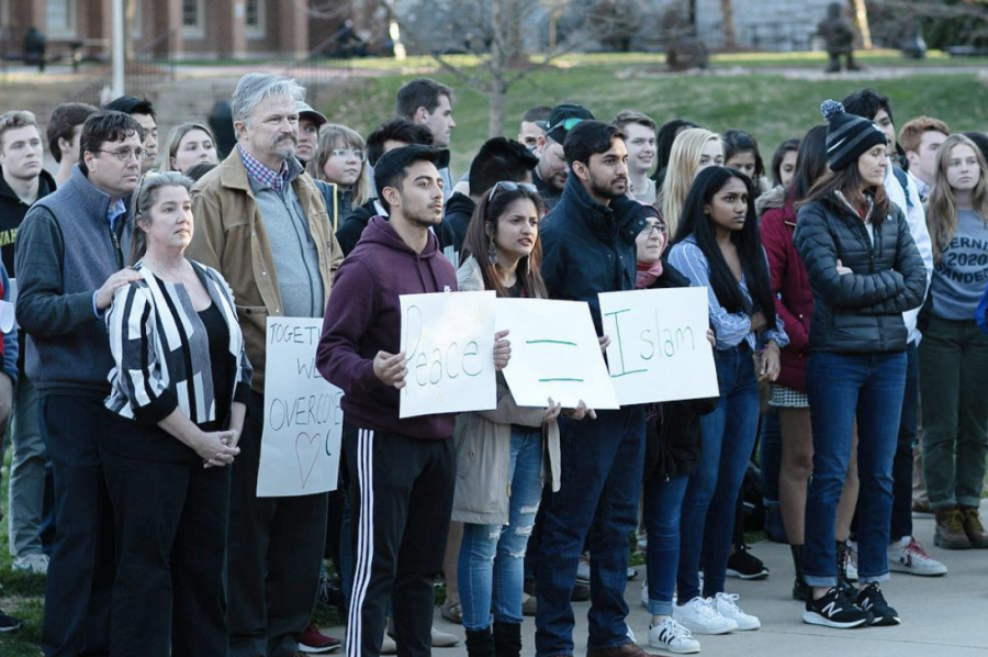 MSA Hosts Memorial Service After New Zealand Shooting