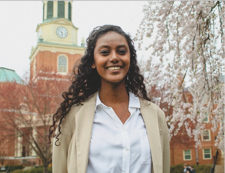 Mesfin Wins Student Government Presidency
