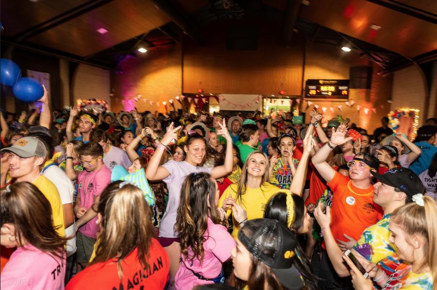 Wake 'N Shake Raises Record Amount