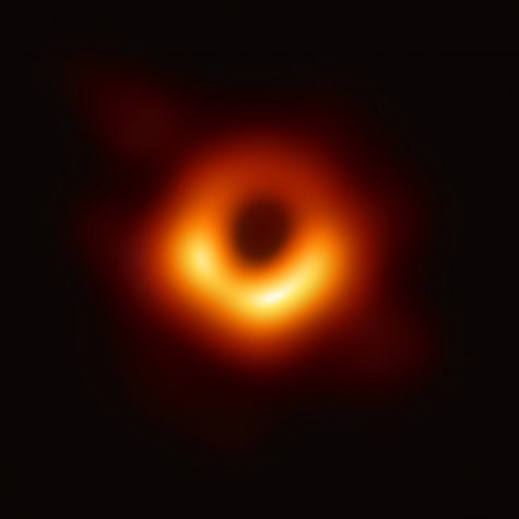 Scientists Capture First Picture Of Black Hole