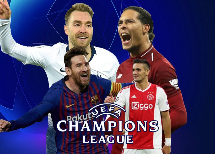 Champions League: Race For The Title Intensifies