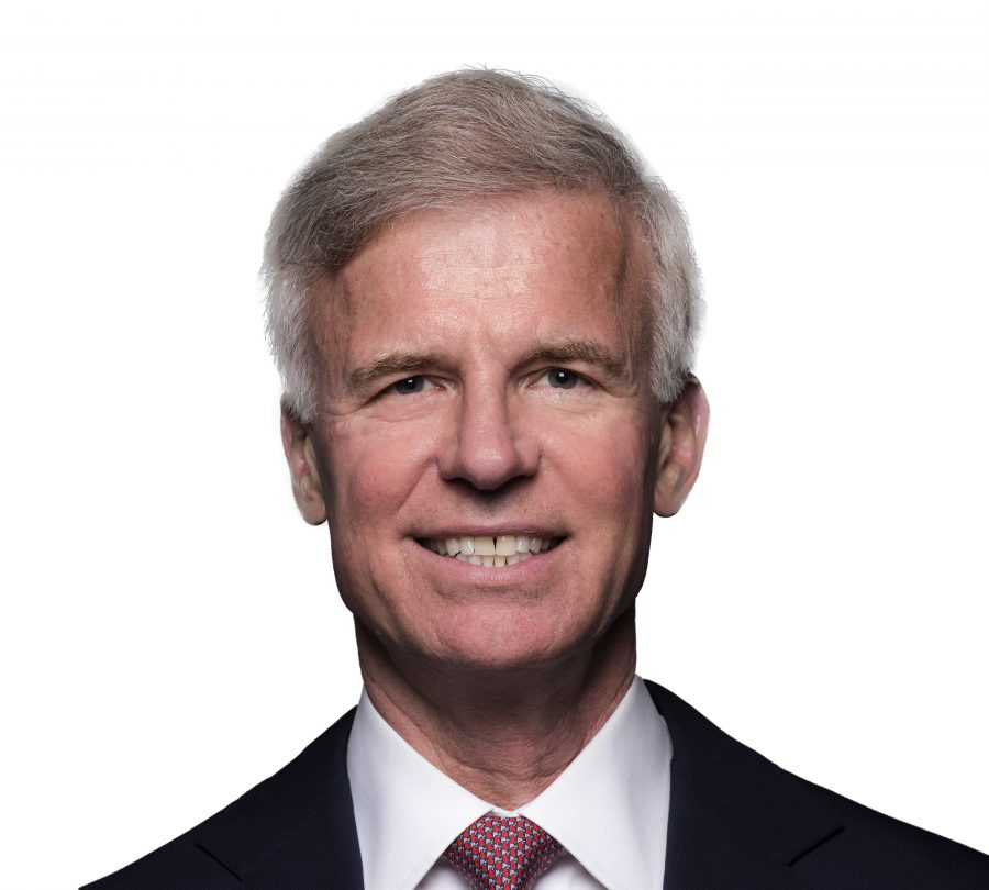 WASHINGTON, DC - JUNE 20: ID photo for Fred Ryan, Washington Post Publisher and C.E.O., on June, 20, 2017 in Washington, DC. (Photo by Bill O'Leary/The Washington Post)