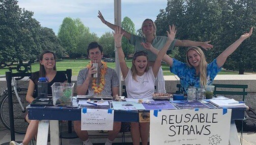 Club Raises Awareness Of Ocean And Marine Conservation