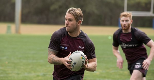 Sea Eagles Honor Victims Of Terrorist Attack