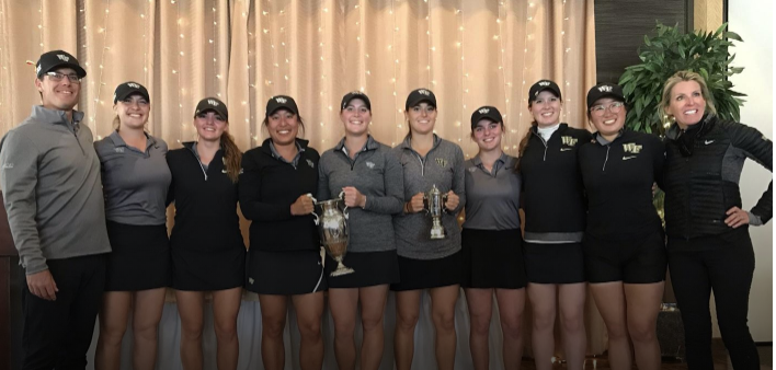 Women's Golf Rewriting History Book So Far