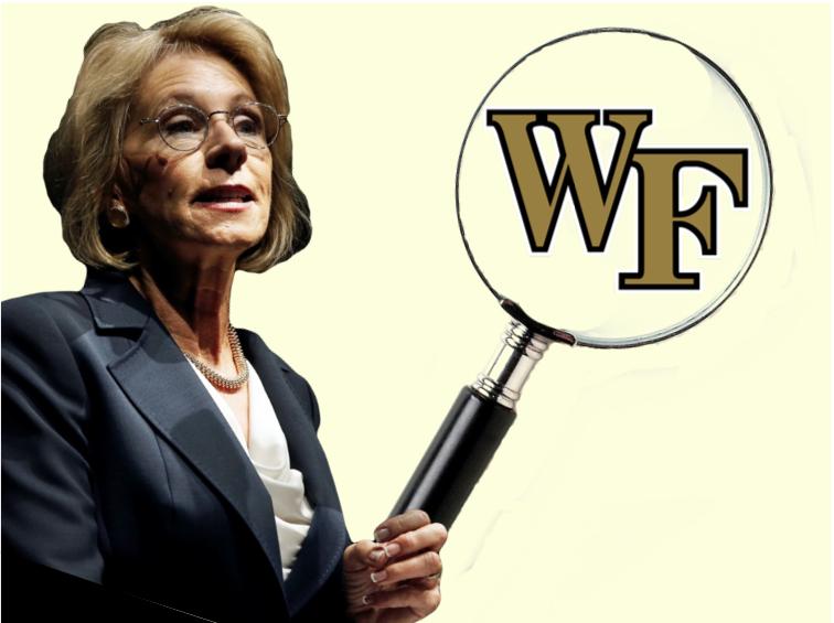 Wake+Forest+Under+Federal+Investigation