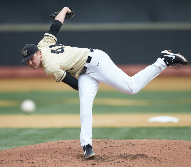 Wake Forest Baseball Heating Up At The Right Time