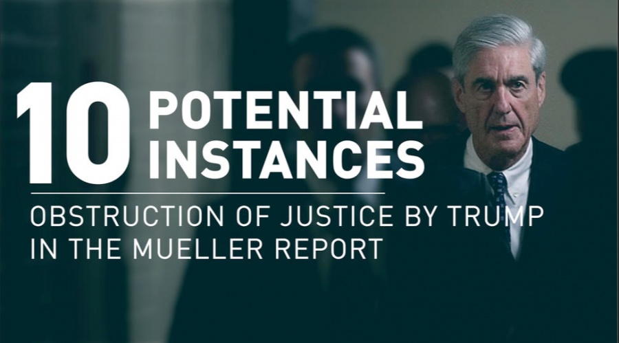 Mueller's Report Is A Referral For Impeachment