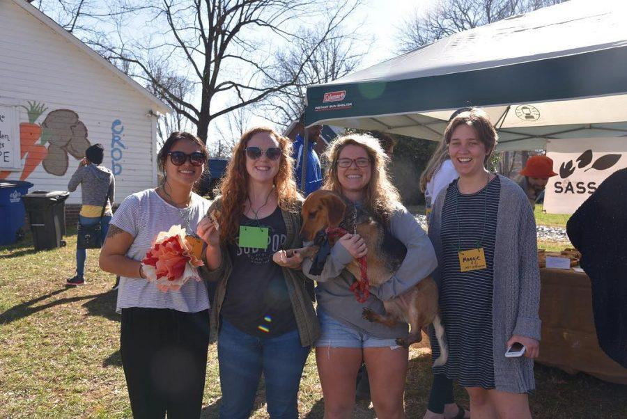 Students Celebrate Earth Week On Campus