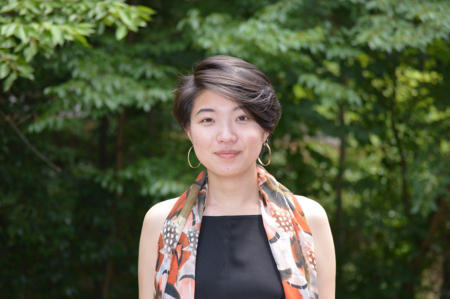 Eun Hye Kim: Women's, Gender & Sexuality Studies