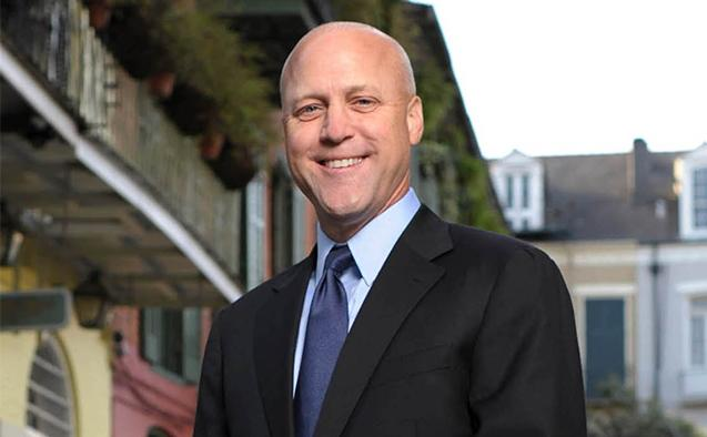 Mitch Landrieu Speaks On Racism