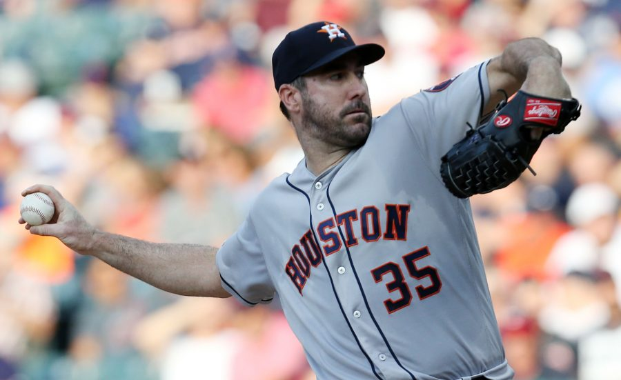 A reporter from the Detroit Free Press was denied access to the Houston Astros' clubhouse and pitcher Justin Verlander following Wednesday's loss to the Detroit Tigers.