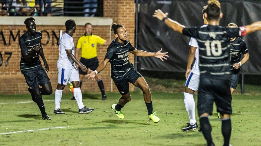 Men's Soccer Starts The Season With A Pair Of Wins