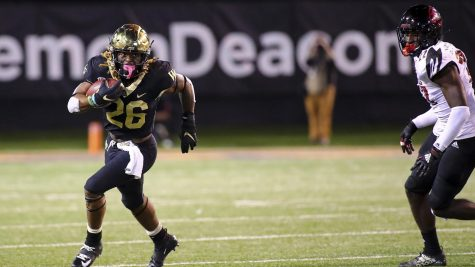 Wake Forest vs Old Dominion Preview