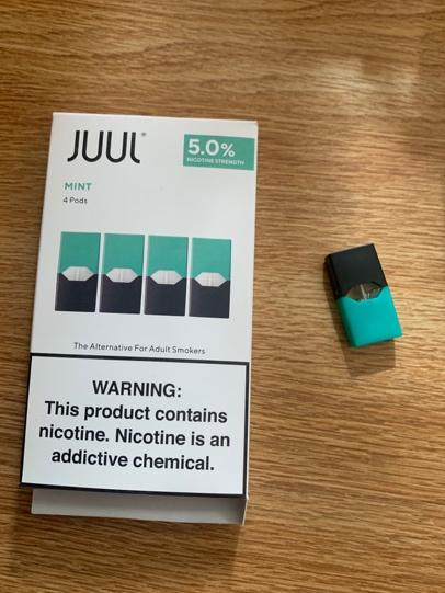 Prevalence of JUULs Is Concerning