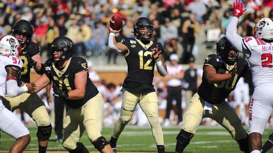 Demon Deacons Obliterate NC State