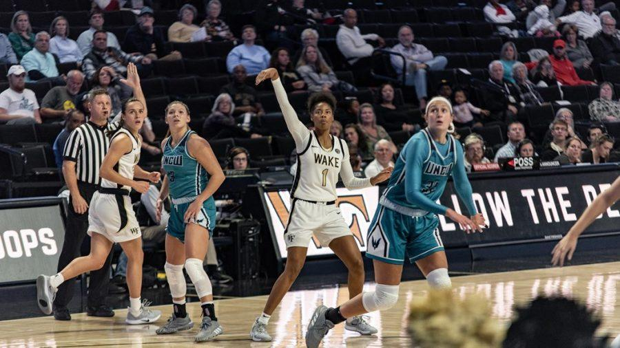 Women's Basketball Aims To Flip The Script