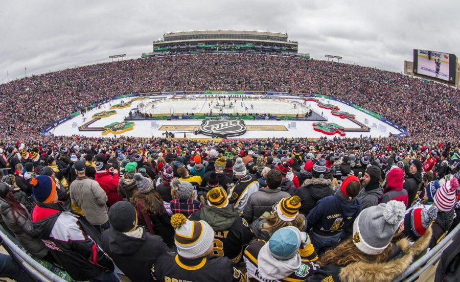 NHL+Winter+Classic+To+Be+Played+In+Dallas+In+2020