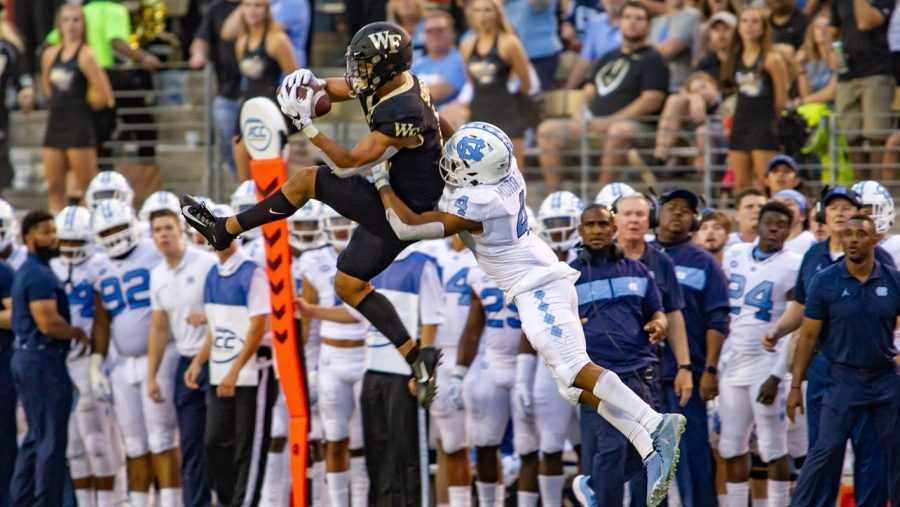 Wake Forest Football Bowl Predictions