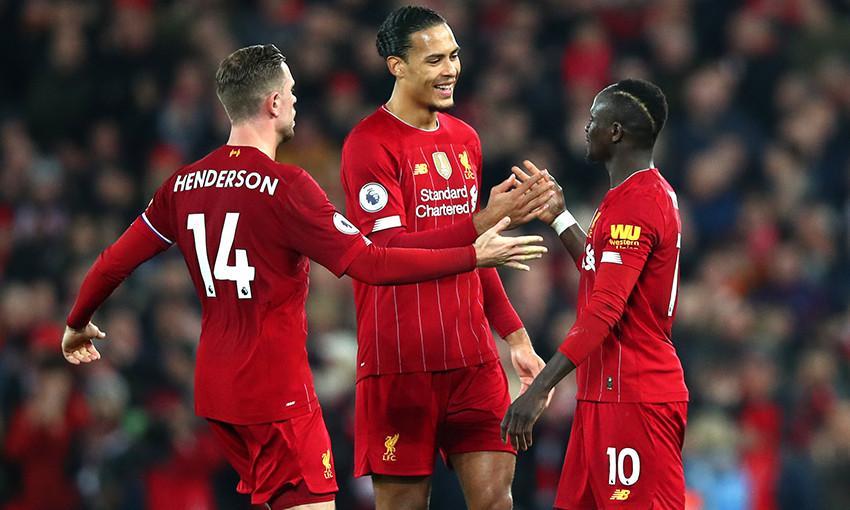 With Star Defenders, Liverpool Chases Perfection
