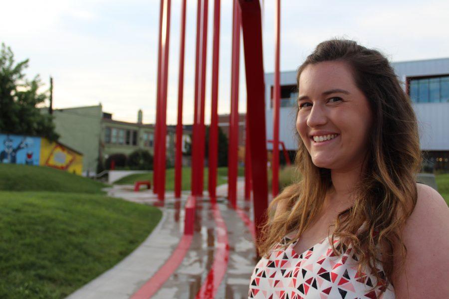 Deacon Profile: Victoria Parker