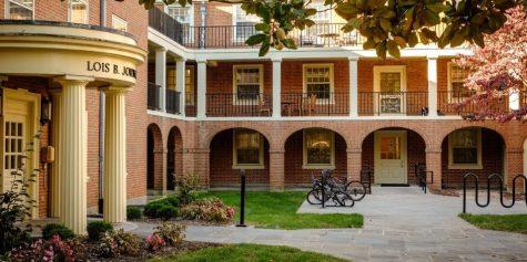 Photo courtesy of Residence Life and Housing