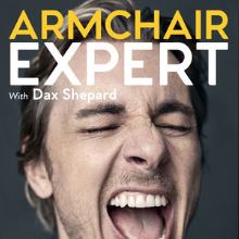 Dax Shepherd Takes Therapy To Podcasting