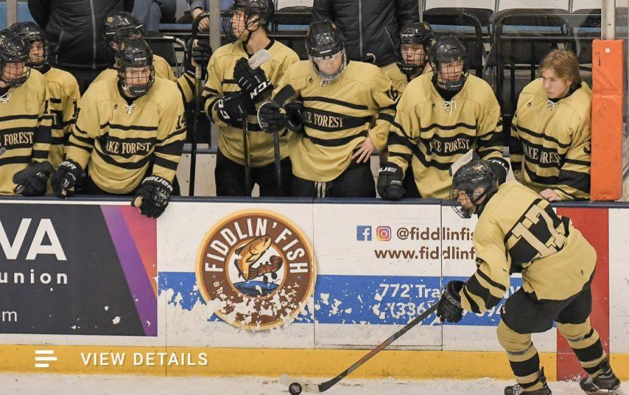 Men's Hockey: Tough Loss Ends Stellar Season