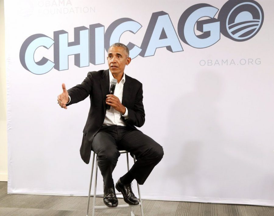 Former+President+Barack+Obama%2C+shown+in+2018.