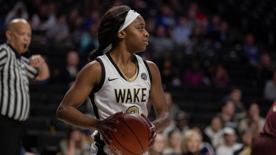 Women's Basketball Looks Towards ACC Tourney