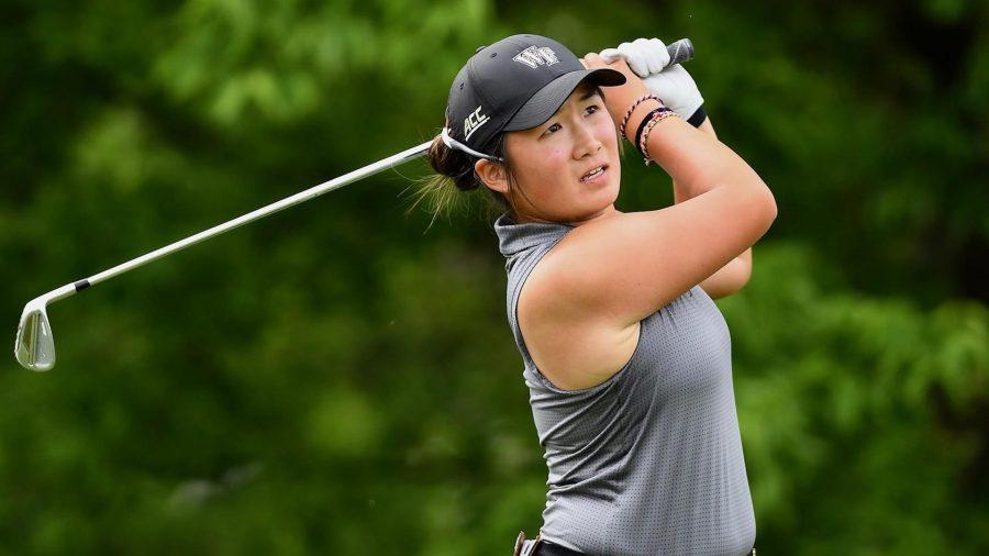 Senior+Spotlight%3A+Women%27s+Golf