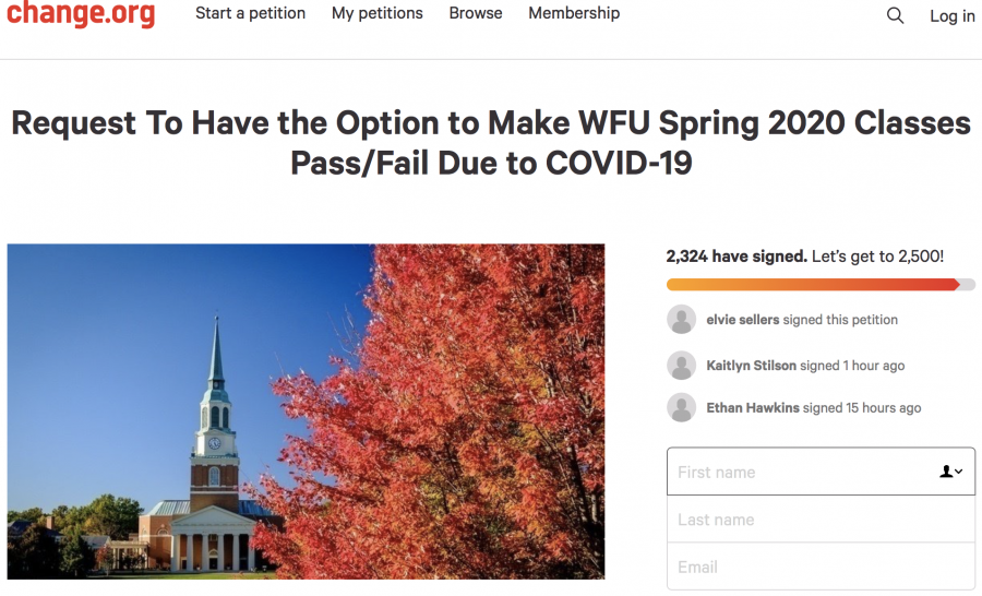 University Offers Pass/Fail Option To Students Following Campus Wide Petition